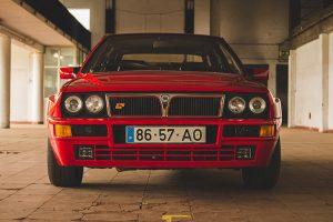 Macofrei apadrinha Lancia Delta Integrale HF e Honda NR750 do Museu do Caramulo