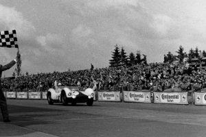 Maserati Tipo 61, 60º aniversário do triunfo em Nürburgring