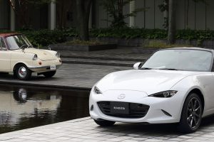 Mazda MX-5, um roadster intemporal