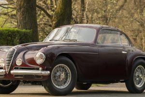 RM Sotheby's leva a leilão um raro Alfa Romeo 6C 2500 Super Sport Villa d'Este