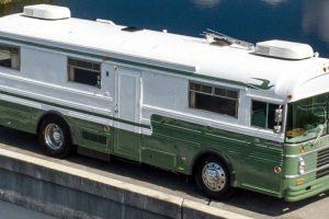 Blue Bird Wanderlodge, a autocaravana de luxo dos anos 60 com motor V8