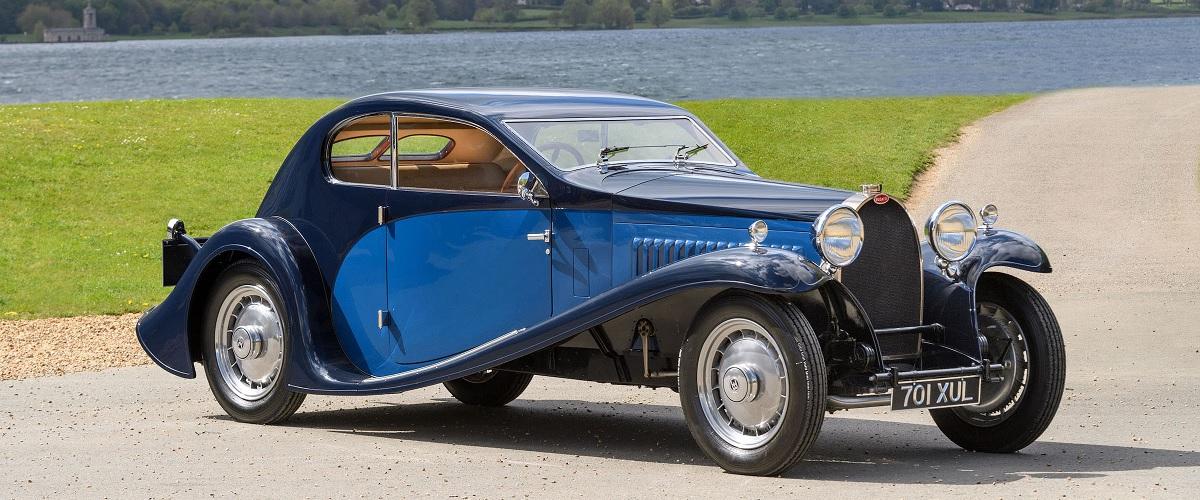 RM Sotheby's leva Bugatti Type 46 Superprofilée a leilão por 700 mil euros