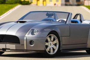 Mecum leva a leilão a reinterpretação do Ford Shelby Cobra do Século XXI