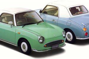 Nissan Figaro, o último dos Pike Cars da marca nipónica