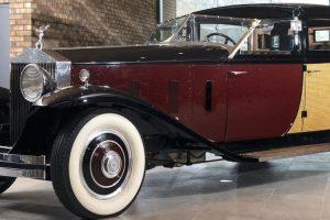 RM Sotheby's leva a leilão exemplar único do Rolls-Royce Phantom II Special Brougham