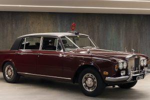 Rolls-Royce Silver Shadow que pertenceu à Princesa Margarida e Burt Reynolds vai a leilão