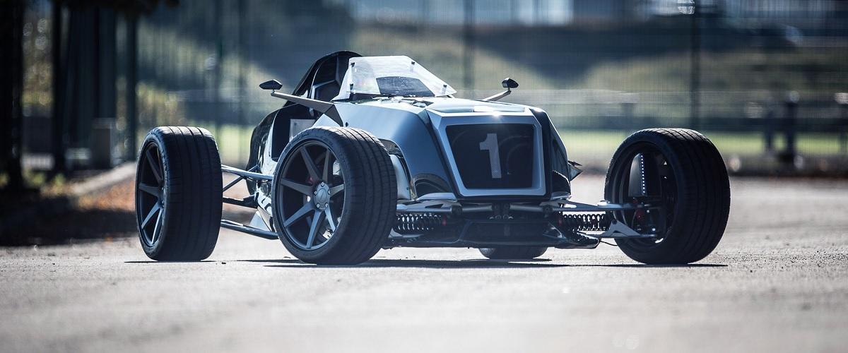 Sbarro Grand Prix, a interpretação moderna dos automóveis de competição dos anos 30
