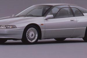 Subaru SVX, o automóvel que marcou a entrada no segmento de luxo da marca das estrelas