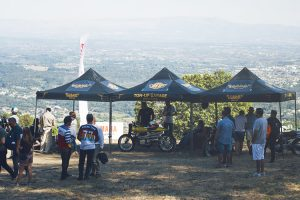 Super Soco e Brixton estreiam-se na Bikersville do Caramulo Motorfestival