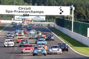 Iberian Historic Endurance volta a Spa-Francochamps para as Spa 3H