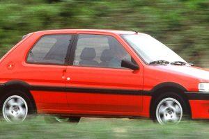 Peugeot 106 celebra o seu 30º aniversário
