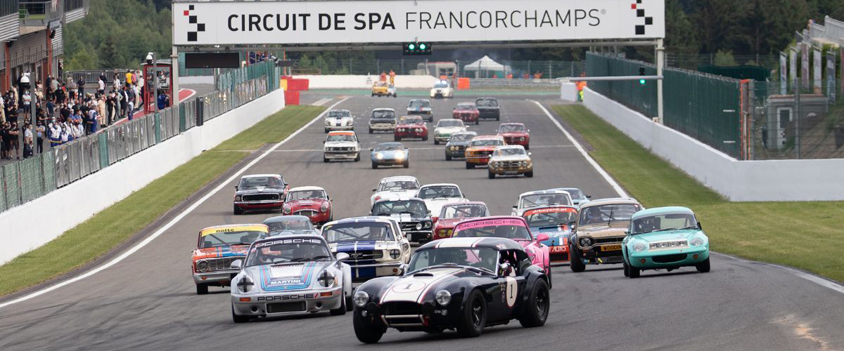 AC Cobra de Van Riet e Bouvy vencem as 3 Hours of SPA