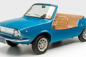 Os 22 automóveis ideais para as idas à praia