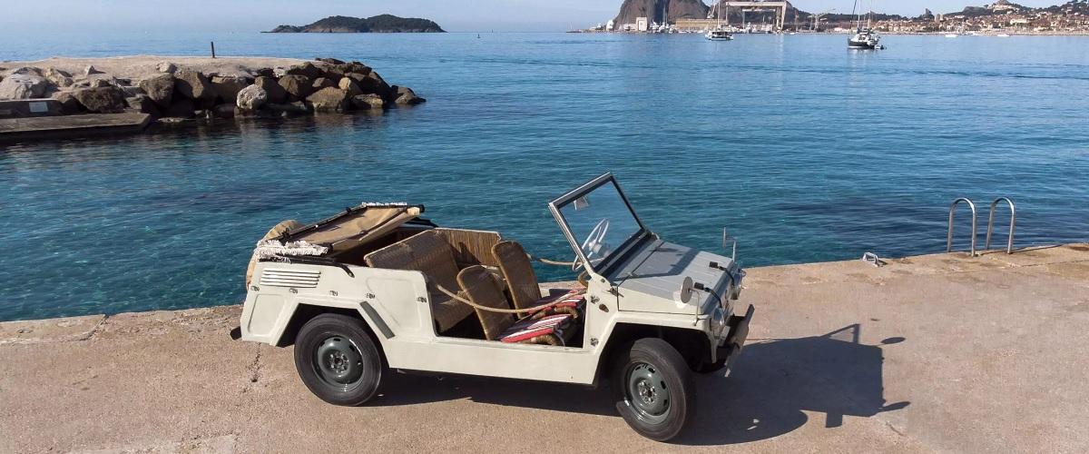 Artcurial leva a leilão raro Fiat 600 Savio Jungla
