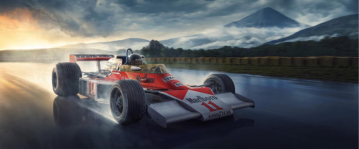 Sete produtos para celebrar a Fórmula 1 em sua casa