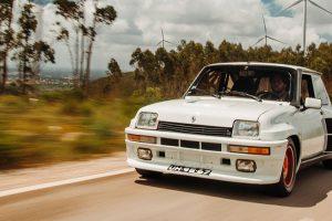 Renault 5 Turbo 2, uma verdadeira máquina infernal