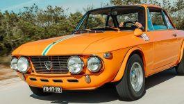 Lancia Fulvia 1.6 HF Rallye Fanalone, uma paixão de adulto