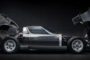 RM Sotheby's leva a leilão Lamborghini Miura que esteve escondido mais de 40 anos