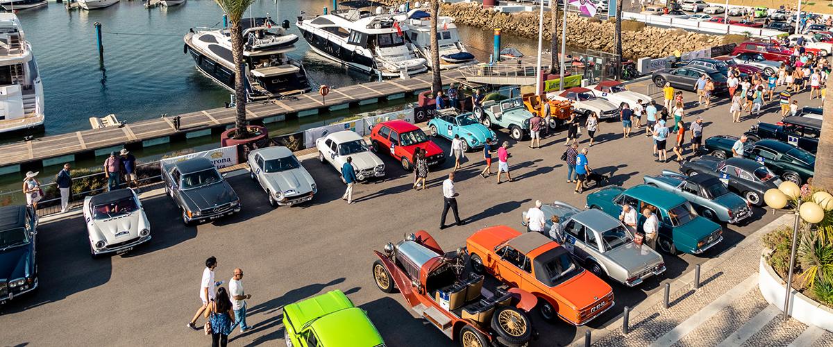 Algarve Classic Cars regressa à estrada de 27 a 29 de Agosto
