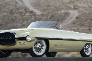 RM Sotheby's vendeu protótipo Dodge Firearrow II por mais de um milhão de dólares
