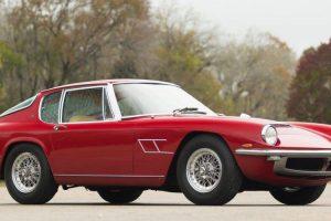 Maserati Mistral eleito Best In Show
