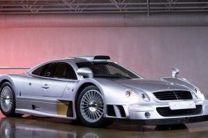 Gooding & Company leva a leilão raro Mercedes-Benz CLK GTR