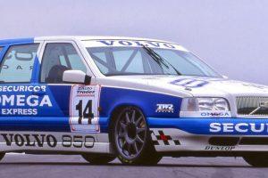 Volvo 850 Kombi, a improvável carrinha de competição