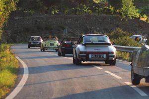 Caramulo Motorfestival recebe passeio Driver's Cult