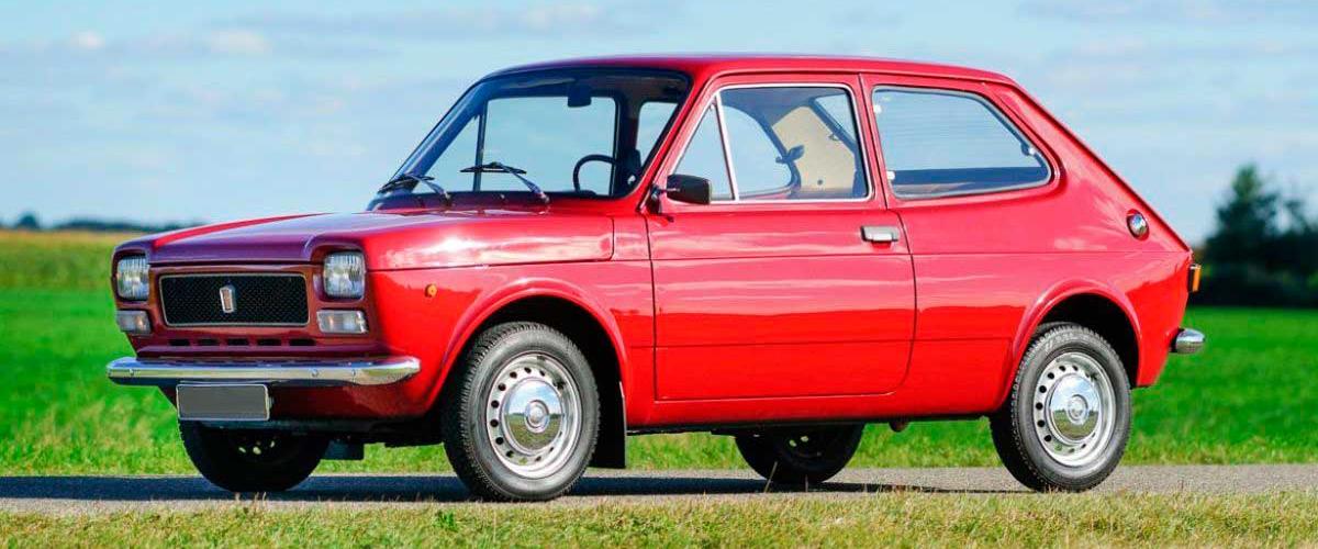 50º aniversário de Fiat 127 celebrado com passeio até ao Caramulo Motorfestival