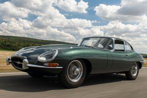 Caramulo Motorfestival celebra 60 anos do Jaguar E-Type