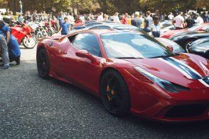 Passeio Maranello Legacy confirmado no Caramulo Motorfestival