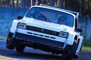 Shows de Drift, Trial e Powerslide trazem adrenalina ao Caramulo Motorfestival