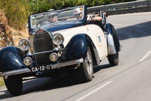 Rampa Histórica Michelin conta com nova categoria para automóveis pré-guerra