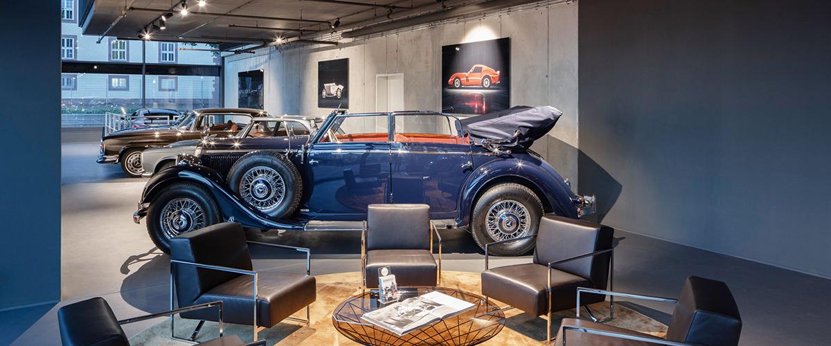 O Hotel V8: Para todos os amantes do mundo automóvel