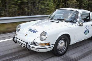 500 milhas ACP regressa à estrada com 63 automóveis