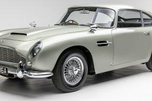 Petersen Automotive Museum celebra os 60 anos dos filmes de James Bond