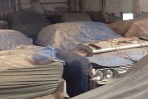 Barn Find de 25 automóveis à venda na Hemmings por 80 mil dólares