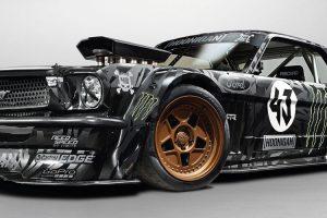 O extremo Mustang Hoonicorn RTR idealizado por Ken Block