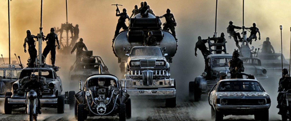 13 automóveis utilizados no filme Mad Max: Fury Road vão a leilão