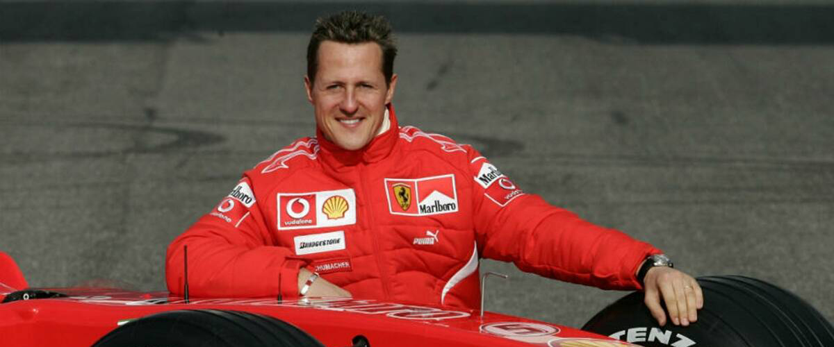 Netflix produz documentário sobre Michael Schumacher