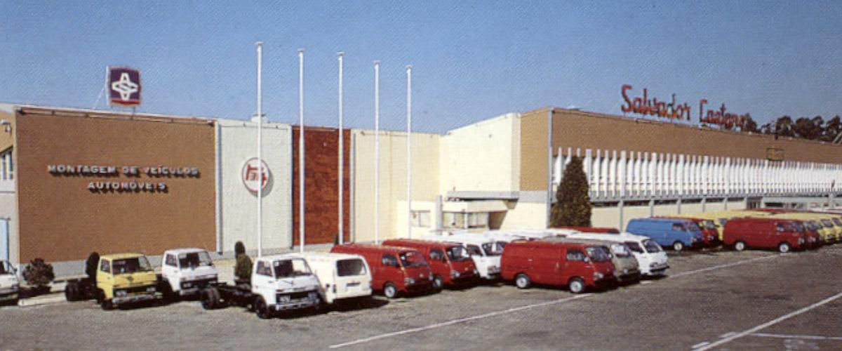A primeira fábrica da Toyota na Europa faz 50 anos