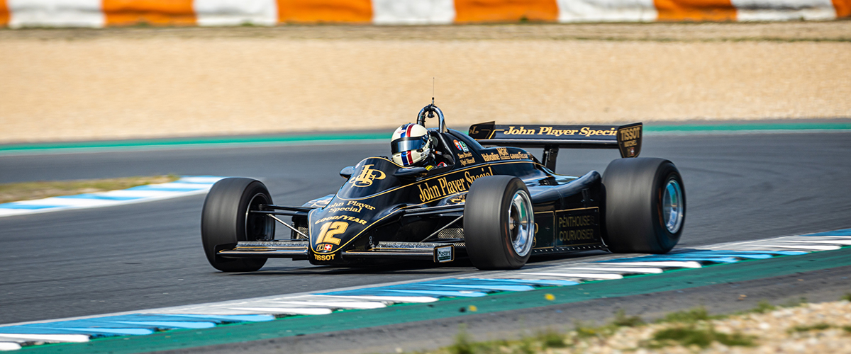 A Classic GP Pre-1986 fez sonhar no Autódromo do Estoril