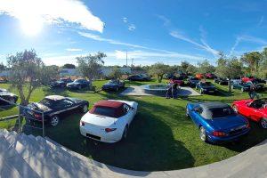 Mais de 40 Mazda MX-5 invadem o Alentejo