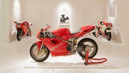 Fabrica Ducati regressa com visitas guiadas