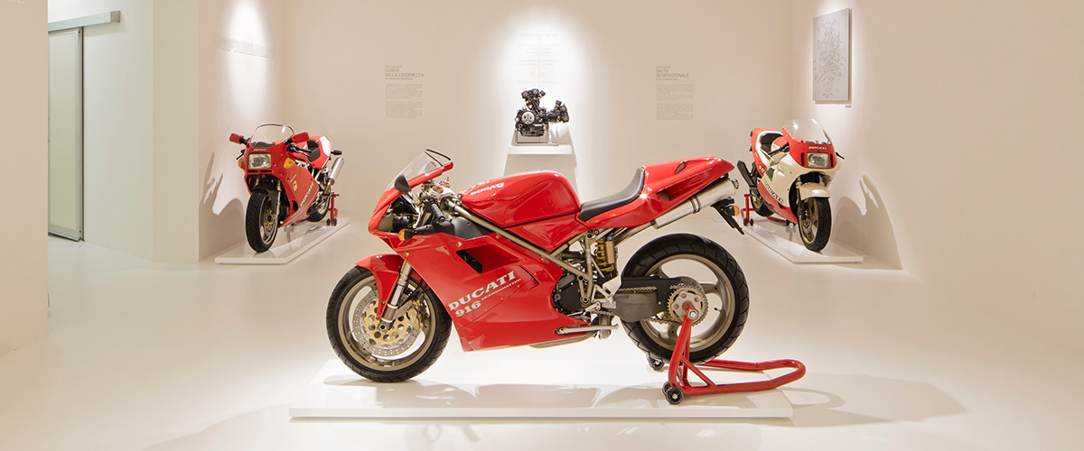 A Fabrica Ducati regressa com visitas guiadas