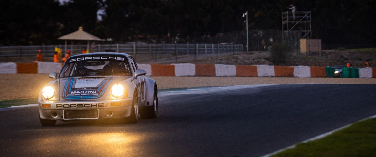 O Historic Endurance encerrou o Estoril Classics 2021