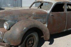 Está à venda no eBay um dos protótipos do Hupmobile Skylark