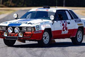 Artcurial vai levar a leilão raro Nissan 240RS de Grupo B