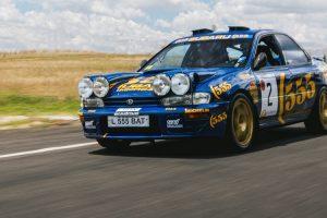 Este poderá ser o Subaru Impreza mais caro de sempre a ser vendido em leilão