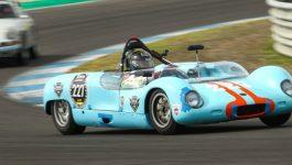 318 participantes no Estoril Classics 2021